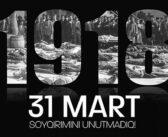 31 MART SOYQIRIMINI UNUTMADIQ!